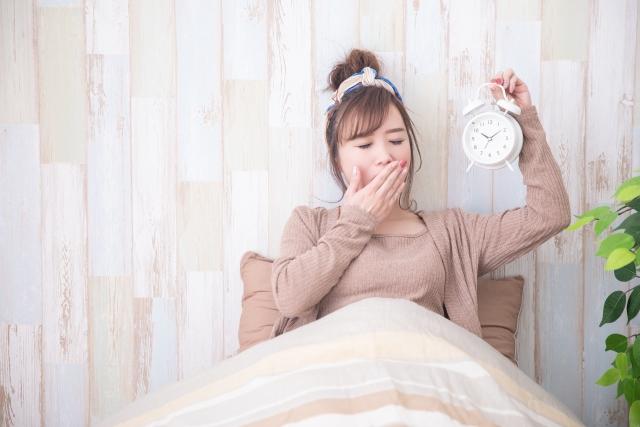 不眠の改善(上質な眠りの提供)