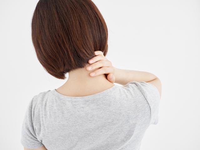 肩こり、筋肉のこりの解消